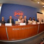 Ida Karpińska otwiera konferencję