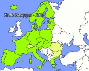Unia Europejska. Strefa Schengen