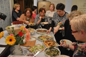 Degustacja makaronów Pesso w różnych wariantach smakowych