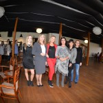 Izabela Wrońska, Alicja Bularz, Ida Karpińska, Monika Iskandar, Anna Korcz i Agnieszka Szulc
