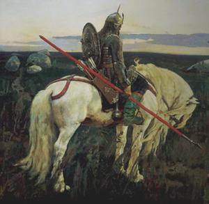 Wojownik słowiański