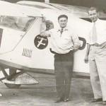 Franciszek Żwirko i Stanisław Wigura, 1932