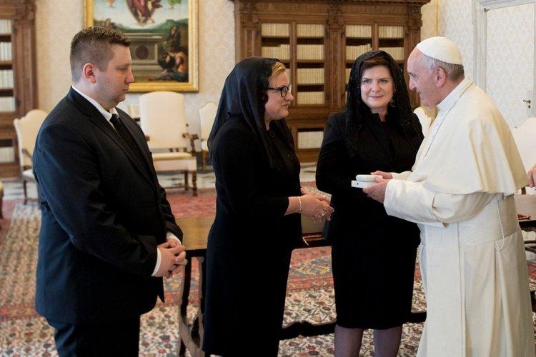 Beaty w Watykanie