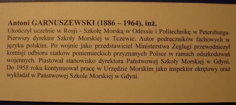 Garnuszewski 400