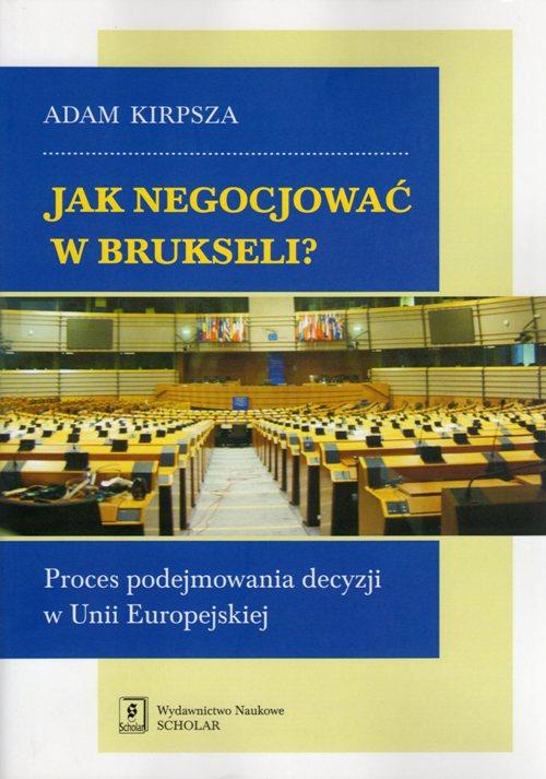 Jak negocjowac w Brukseli 300