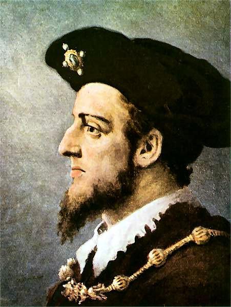 Zygmunt August na portrecie Jana Matejki