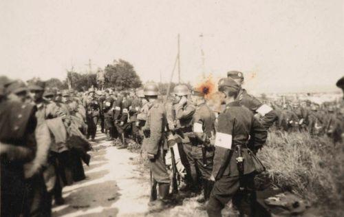Jeńcy z Westerplatte