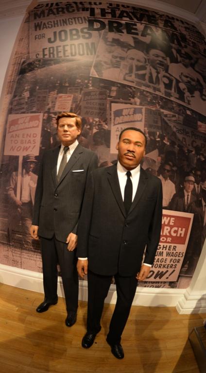 Kennedy i King 500