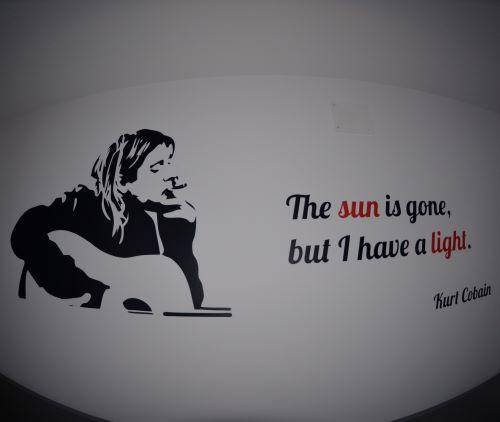 Kurt Cobain 500