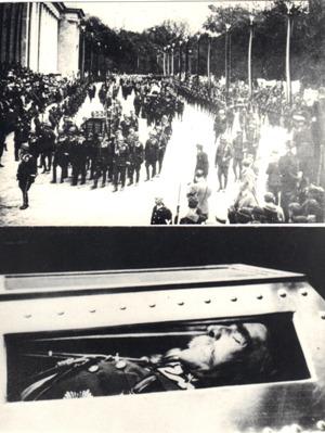 Pogrzeb Pilsudskiego 300