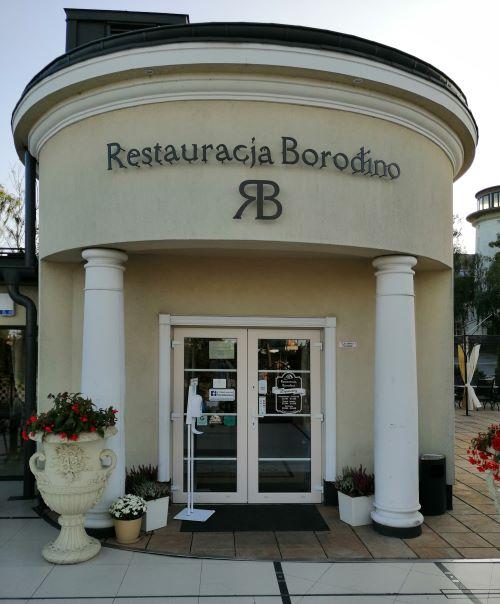 Restauracja Borodino 500