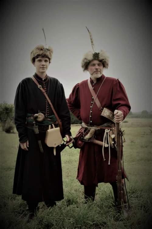 Tomasz Pac z synem Aleksandrem 500