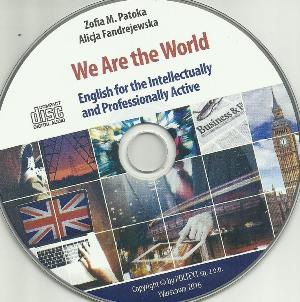 We Are the World CD 300