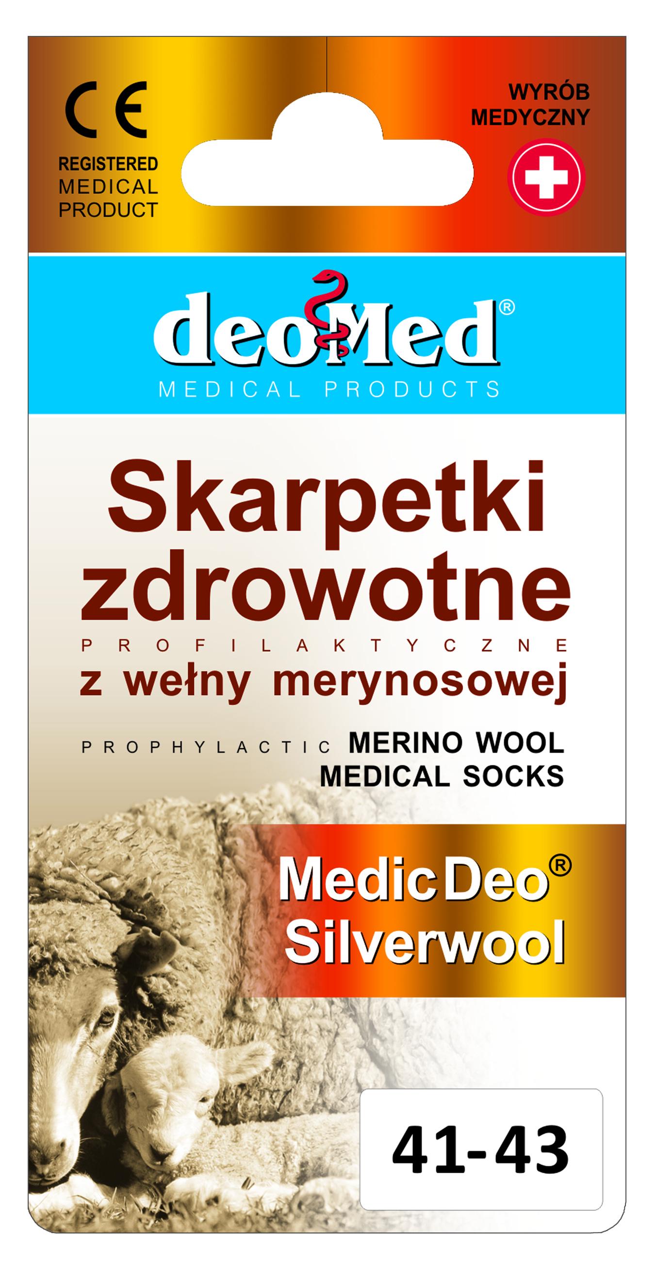 metka Medic Deo Silverwool