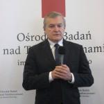 Piotr Gliński - wicepremier, minister Kultury i Dziedzictwa Narodowego