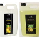 HS szampon ananas duzy razem