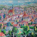 Jelenia Góra, 90 x 70