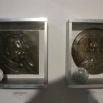 Medale Anny Wątróbskiej-Wdowiarskiej. Józef Piłsudski i Kazimierz Wielki
