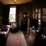 Sypialnia Holmesa